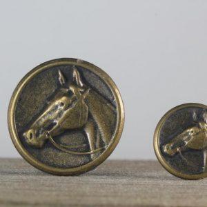 Brass-Horse-Duo