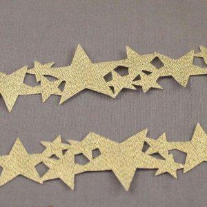 Abstract Star Ribbon