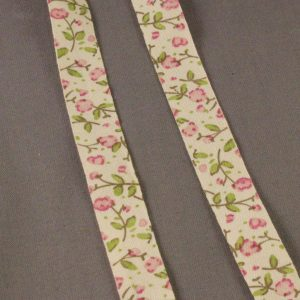 Cotton Floral Ribbon