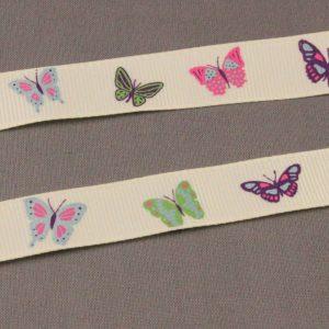 Grosgrain Butterfly Ribbon