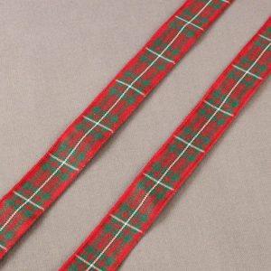 Macgregor Tartan Ribbon
