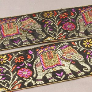indian elephant ribbo on trim