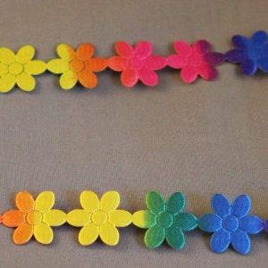 psychedelic flower trim