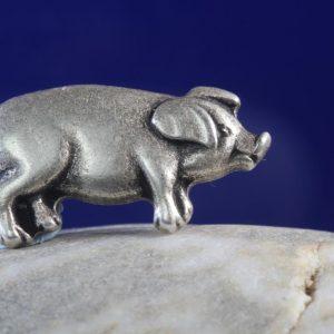 Pig-Button-Metal